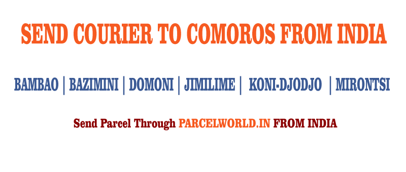 Courier to Comoros from Gurgaon, Courier Comoros , Courier Service to Comoros , Comoros Courier Service, Gurgaon to Comoros Courier Service, Dhl Comoros , Fedex Comoros , UPS Comoros , Aramex Comoros , TNT Comoros , Cheapest, Economy, Express, Fast, Air, Cargo, Urgent, Cheap, Gurgaon Comoros Courier, cargo service to Comoros , Comoros cargo service, shipment to Comoros , Gurgaon to Comoros cargo, Shipping to Comoros , cargo Agent for Comoros , Best International Courier Service for Comoros , Sending Parcel to Comoros , Ship to Comoros , Comoros Courier Charges, Courier rate from India to Comoros , Best way to send parcel to Germany From Gurgaon, Courier for Comoros from Gurgaon, Courier Charges For Comoros , Reliable courier for Comoros , Affordable Courier Service for Comoros , Delivery to Comoros , import service from Comoros , Fast Courier to Comoros , Parcel Delivery to Comoros , Cargo Delivery to Comoros , Best Courier to Comoros , Way to Send parcel to Comoros , Discounted Courier Rates for Comoros from Gurgaon, Shipping Prices for Comoros , Comoros Courier Price from Gurgaon, Cheapest Courier Service for Comoros From Gurgaon, Economy Courier Service for Comoros From Gurgaon, cargo service to Comoros , Cargo agent for Comoros , Comoros Cargo Service, Export Cargo to Comoros , Sea Cargo to Comoros , Economy Courier Rates for Comoros From Gurgaon, Economy courier Rates for Comoros , how to Send Courier to Comoros , How to ship Parcel to Comoros From Gurgaon, Shipping Rates for Comoros , Shipping Charges for Comoros , Top Rates Courier for Comoros , Gurgaon to Comoros Courier Charges, Comoros Courier Expert, Fast Courier to Comoros , Urgent Courier to Comoros from Gurgaon, Express Delivery to Comoros from Gurgaon, Gurgaon to Comoros Urgent Courier Service, Next Day courier to Comoros From Gurgaon, Next Day Delivery to Comoros from Gurgaon, Next Day Courier to Comoros , Fast Courier to Comoros from Gurgaon, Discounted Rates for Comoros Courier, Parcel Delivery to Comoros , Door Delivery to Comoros , cargo agent for Comoros