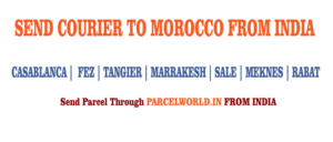 Courier to Morocco from Gurgaon, Courier Morocco, Courier Service to Morocco, Morocco Courier Service, Gurgaon to Morocco Courier Service, Dhl Morocco, Fedex Morocco, UPS Morocco, Aramex Morocco, TNT Morocco, Cheapest, Economy, Express, Fast, Air, Cargo, Urgent, Cheap, Gurgaon Morocco Courier, cargo service to Morocco, Morocco cargo service, shipment to Morocco, Gurgaon to Morocco cargo, Shipping to Morocco, cargo Agent for Morocco, Best International Courier Service for Morocco, Sending Parcel to Morocco, Ship to Morocco, Morocco Courier Charges, Courier rate from India to Morocco, Best way to send parcel to Germany From Gurgaon, Courier for Morocco from Gurgaon, Courier Charges For Morocco, Reliable courier for Morocco, Affordable Courier Service for Morocco, Delivery to Morocco, import service from Morocco, Fast Courier to Morocco, Parcel Delivery to Morocco, Cargo Delivery to Morocco, Best Courier to Morocco, Way to Send parcel to Morocco, Discounted Courier Rates for Morocco from Gurgaon, Shipping Prices for Morocco, Morocco Courier Price from Gurgaon, Cheapest Courier Service for Morocco From Gurgaon, Economy Courier Service for Morocco From Gurgaon, cargo service to Morocco, Cargo agent for Morocco, Morocco Cargo Service, Export Cargo to Morocco, Sea Cargo to Morocco, Economy Courier Rates for Morocco From Gurgaon, Economy courier Rates for Morocco, how to Send Courier to Morocco, How to ship Parcel to Morocco From Gurgaon, Shipping Rates for Morocco, Shipping Charges for Morocco, Top Rates Courier for Morocco, Gurgaon to Morocco Courier Charges, Morocco Courier Expert, Fast Courier to Morocco, Urgent Courier to Morocco from Gurgaon, Express Delivery to Morocco from Gurgaon, Gurgaon to Morocco Urgent Courier Service, Next Day courier to Morocco From Gurgaon, Next Day Delivery to Morocco from Gurgaon, Next Day Courier to Morocco, Fast Courier to Morocco from Gurgaon, Discounted Rates for Morocco Courier, Parcel Delivery to Morocco, Door Delivery to Morocco, ca