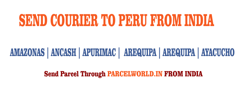 Courier to Peru from Gurgaon, Courier Peru, Courier Service to Peru, Peru Courier Service, Gurgaon to Peru Courier Service, Dhl Peru, Fedex Peru, UPS Peru, Aramex Peru, TNT Peru, Cheapest, Economy, Express, Fast, Air, Cargo, Urgent, Cheap, Gurgaon Peru Courier, cargo service to Peru, Peru cargo service, shipment to Peru, Gurgaon to Peru cargo, Shipping to Peru, cargo Agent for Peru, Best International Courier Service for Peru, Sending Parcel to Peru, Ship to Peru, Peru Courier Charges, Courier rate from India to Peru, Best way to send parcel to Germany From Gurgaon, Courier for Peru from Gurgaon, Courier Charges For Peru, Reliable courier for Peru, Affordable Courier Service for Peru, Delivery to Peru, import service from Peru, Fast Courier to Peru, Parcel Delivery to Peru, Cargo Delivery to Peru, Best Courier to Peru, Way to Send parcel to Peru, Discounted Courier Rates for Peru from Gurgaon, Shipping Prices for Peru, Peru Courier Price from Gurgaon, Cheapest Courier Service for Peru From Gurgaon, Economy Courier Service for Peru From Gurgaon, cargo service to Peru, Cargo agent for Peru, Peru Cargo Service, Export Cargo to Peru, Sea Cargo to Peru, Economy Courier Rates for Peru From Gurgaon, Economy courier Rates for Peru, how to Send Courier to Peru, How to ship Parcel to Peru From Gurgaon, Shipping Rates for Peru, Shipping Charges for Peru, Top Rates Courier for Peru, Gurgaon to Peru Courier Charges, Peru Courier Expert, Fast Courier to Peru, Urgent Courier to Peru from Gurgaon, Express Delivery to Peru from Gurgaon, Gurgaon to Peru Urgent Courier Service, Next Day courier to Peru From Gurgaon, Next Day Delivery to Peru from Gurgaon, Next Day Courier to Peru, Fast Courier to Peru from Gurgaon, Discounted Rates for Peru Courier, Parcel Delivery to Peru, Door Delivery to Peru, cargo agent for Peru