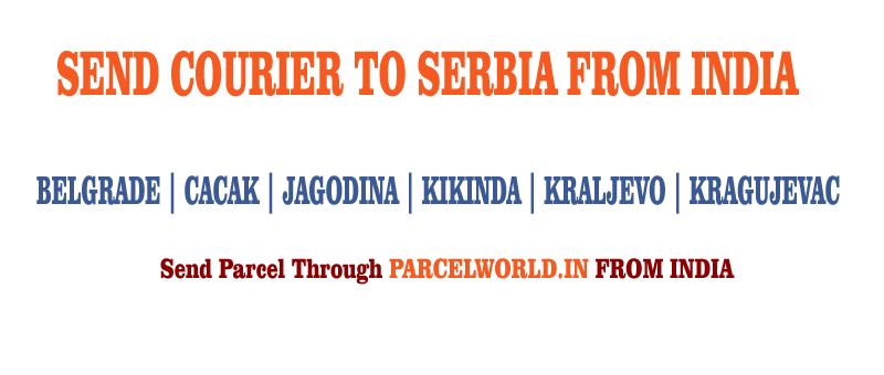 Courier to Serbia from Gurgaon, Courier Serbia, Courier Service to Serbia, Serbia Courier Service, Gurgaon to Serbia Courier Service, Dhl Serbia, Fedex Serbia, UPS Serbia, Aramex Serbia, TNT Serbia, Cheapest, Economy, Express, Fast, Air, Cargo, Urgent, Cheap, Gurgaon Serbia Courier, cargo service to Serbia, Serbia cargo service, shipment to Serbia, Gurgaon to Serbia cargo, Shipping to Serbia, cargo Agent for Serbia, Best International Courier Service for Serbia, Sending Parcel to Serbia, Ship to Serbia, Serbia Courier Charges, Courier rate from India to Serbia, Best way to send parcel to Germany From Gurgaon, Courier for Serbia from Gurgaon, Courier Charges For Serbia, Reliable courier for Serbia, Affordable Courier Service for Serbia, Delivery to Serbia, import service from Serbia, Fast Courier to Serbia, Parcel Delivery to Serbia, Cargo Delivery to Serbia, Best Courier to Serbia, Way to Send parcel to Serbia, Discounted Courier Rates for Serbia from Gurgaon, Shipping Prices for Serbia, Serbia Courier Price from Gurgaon, Cheapest Courier Service for Serbia From Gurgaon, Economy Courier Service for Serbia From Gurgaon, cargo service to Serbia, Cargo agent for Serbia, Serbia Cargo Service, Export Cargo to Serbia, Sea Cargo to Serbia, Economy Courier Rates for Serbia From Gurgaon, Economy courier Rates for Serbia, how to Send Courier to Serbia, How to ship Parcel to Serbia From Gurgaon, Shipping Rates for Serbia, Shipping Charges for Serbia, Top Rates Courier for Serbia, Gurgaon to Serbia Courier Charges, Serbia Courier Expert, Fast Courier to Serbia, Urgent Courier to Serbia from Gurgaon, Express Delivery to Serbia from Gurgaon, Gurgaon to Serbia Urgent Courier Service, Next Day courier to Serbia From Gurgaon, Next Day Delivery to Serbia from Gurgaon, Next Day Courier to Serbia, Fast Courier to Serbia from Gurgaon, Discounted Rates for Serbia Courier, Parcel Delivery to Serbia, Door Delivery to Serbia, cargo agent for Serbia