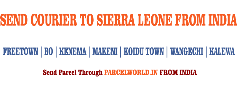 Courier to Sierra Leone from Gurgaon, Courier Sierra Leone, Courier Service to Sierra Leone, Sierra Leone Courier Service, Gurgaon to Sierra Leone Courier Service, Dhl Sierra Leone, Fedex Sierra Leone, UPS Sierra Leone, Aramex Sierra Leone, TNT Sierra Leone, Cheapest, Economy, Express, Fast, Air, Cargo, Urgent, Cheap, Gurgaon Sierra Leone Courier, cargo service to Sierra Leone, Sierra Leone cargo service, shipment to Sierra Leone, Gurgaon to Sierra Leone cargo, Shipping to Sierra Leone, cargo Agent for Sierra Leone, Best International Courier Service for Sierra Leone, Sending Parcel to Sierra Leone, Ship to Sierra Leone, Sierra Leone Courier Charges, Courier rate from India to Sierra Leone, Best way to send parcel to Germany From Gurgaon, Courier for Sierra Leone from Gurgaon, Courier Charges For Sierra Leone, Reliable courier for Sierra Leone, Affordable Courier Service for Sierra Leone, Delivery to Sierra Leone, import service from Sierra Leone, Fast Courier to Sierra Leone, Parcel Delivery to Sierra Leone, Cargo Delivery to Sierra Leone, Best Courier to Sierra Leone, Way to Send parcel to Sierra Leone, Discounted Courier Rates for Sierra Leone from Gurgaon, Shipping Prices for Sierra Leone, Sierra Leone Courier Price from Gurgaon, Cheapest Courier Service for Sierra Leone From Gurgaon, Economy Courier Service for Sierra Leone From Gurgaon, cargo service to Sierra Leone, Cargo agent for Sierra Leone, Sierra Leone Cargo Service, Export Cargo to Sierra Leone, Sea Cargo to Sierra Leone, Economy Courier Rates for Sierra Leone From Gurgaon, Economy courier Rates for Sierra Leone, how to Send Courier to Sierra Leone, How to ship Parcel to Sierra Leone From Gurgaon, Shipping Rates for Sierra Leone, Shipping Charges for Sierra Leone, Top Rates Courier for Sierra Leone, Gurgaon to Sierra Leone Courier Charges, Sierra Leone Courier Expert, Fast Courier to Sierra Leone, Urgent Courier to Sierra Leone from Gurgaon, Express Delivery to Sierra Leone from Gurgaon, Gurgaon to Sierra Leone Urgent Courier Service, Next Day courier to Sierra Leone From Gurgaon, Next Day Delivery to Sierra Leone from Gurgaon, Next Day Courier to Sierra Leone, Fast Courier to Sierra Leone from Gurgaon, Discounted Rates for Sierra Leone Courier, Parcel Delivery to Sierra Leone, Door Delivery to Sierra Leone, cargo agent for Sierra Leone